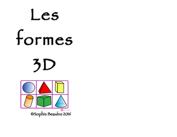 Les solides 3D