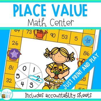 Less Than Math Center