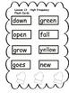 Lesson 13 Journeys HF Word Work