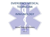 EMT LESSON IMMUNOLOGY (ALLERGIES)
