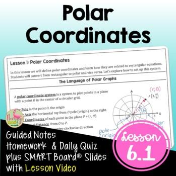PreCalculus: Polar Coordinates