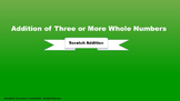 Lesson 8 Part 3: Addition of Three or More Whole Numbers (