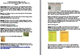 Grade 3 Lesson Plan Session 2/ The Art of Informational Writing