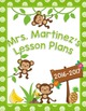 Lesson Plan Cover Freebie