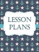 Lesson Plan Covers