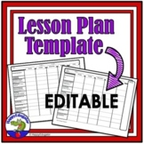Lesson Plan Template - Standards Based