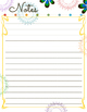 Lesson Planner additional pages (Pinwheel)