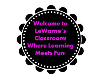 Lesson Planner for Middle School Classroom