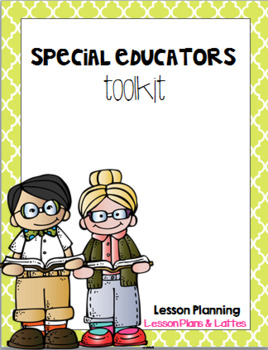 Lesson Planning for Special Educators
