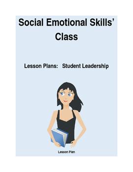 Lesson Plans Student Leadership