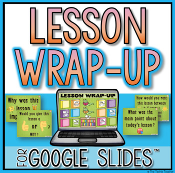 Lesson Wrap-Up Activity