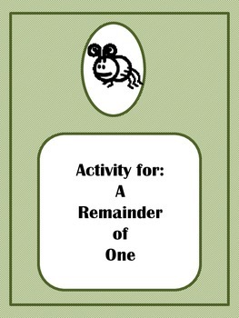 "Lesson for the book ""Remainder of One"""
