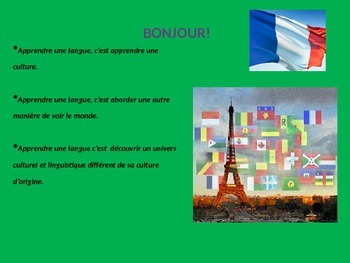 Lesson on Francophone Countries