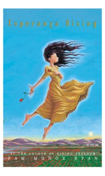 Lesson plans to teach Esperanza Rising by Pam Munoz Ryan