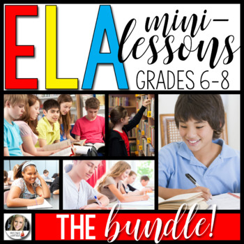 Lessons That Create Writers - The Bundle!