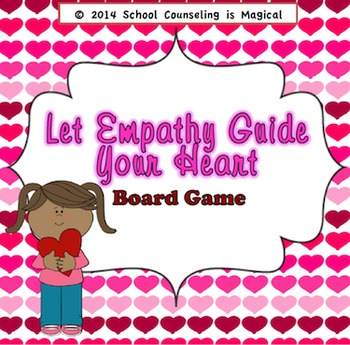 #valentine Let Empathy Guide Your Heart (Board Game)