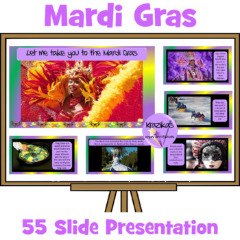 Let Me Take You To The Mardi Gras Presentation