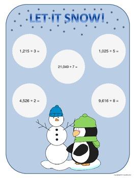 Let it Snow Division