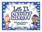 Let it Snow: Literacy Centers for Winter {Common Core Correlated}