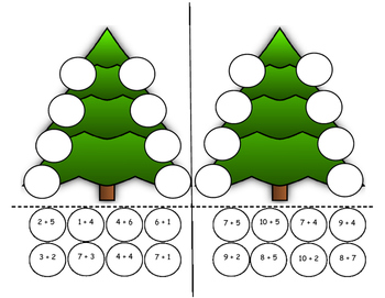 Let it Snow!  Snowmen Math Activities for Your Primary Students