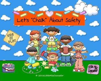 Let's Chalk about Safety:  SMARTboard Version