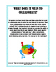 Let's Collaborate- How to Collaborate in the School Setting