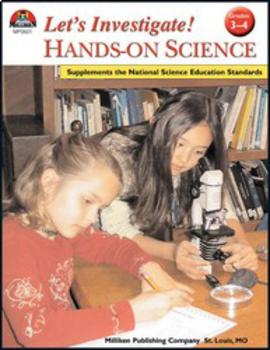 Let's Investigate! Hands-On Science - Grades 3-4