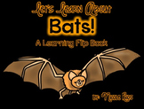 Let's Learn About Bats - Informational Text Flip Book (w/