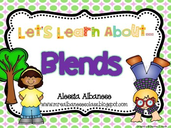 Let's Learn About...Blends