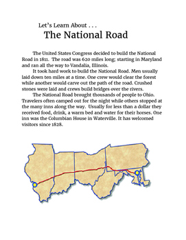 Let's Learn About the National Road