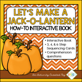 Let's Make A Jack-O-Lantern Interactive Book with Companio
