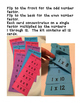 Let's Multiply: Multiplication Fact Flip Charts (Self Chec