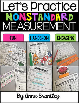 Let's Practice Nonstandard Measurement!