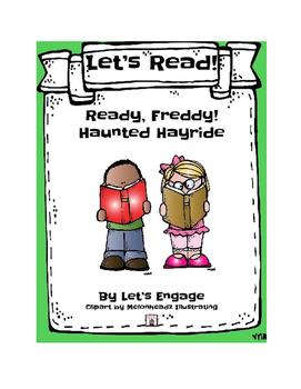 Ready, Freddy! Haunted Hayride: Let's Read! (Reading Respo