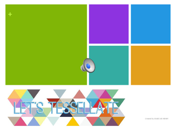 Let's tessellate PowerPoint activity