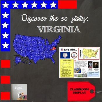 Let's visit... Virginia