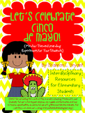 Let's Celebrate Cinco de Mayo! (Mexico Resource Unit)