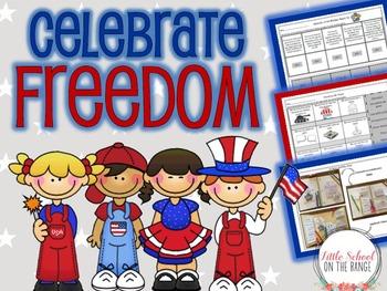 Celebrate Freedom No-Prep Unit