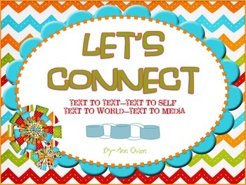 Let's Connect ~ Building Comprehension