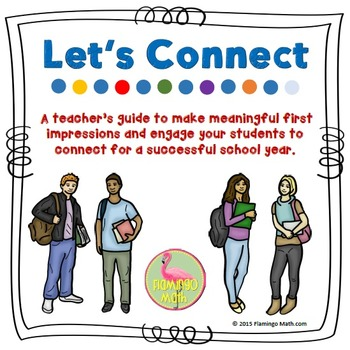 Let's Connect: Making First Impressions FREEBIE