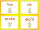 Counting - Task Cards - Math Game