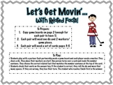 Let's Get Movin' ... With Related Facts! {Common Core: 1.OA.4}
