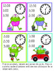 Let's Go Shopping Time and Money Math Center Activities