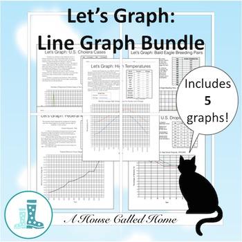 Let's Graph: Line Graph Bundle
