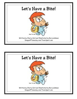 Let's Have a Bite! Guided Reader (-ite Word Family)