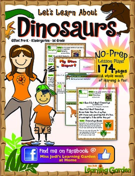 Let's Learn About Dinosaurs