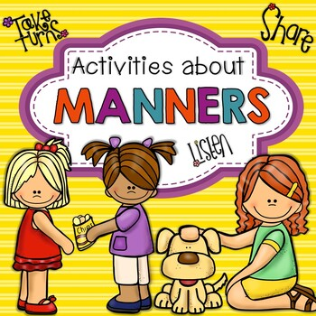 Let's Learn About Manners