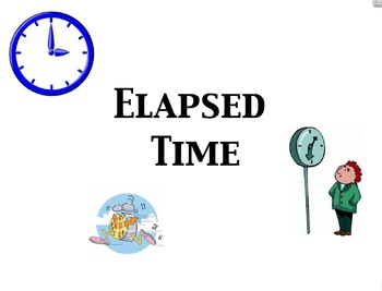 Let's Learn Elapsed Time