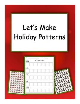 Let's Make Holiday Patterns