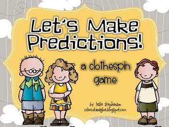 Let's Make Predictions!